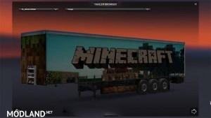 Minecraft trailer, 1 photo