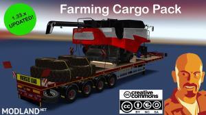 FARMING CARGO PACK ETS2 1.33.x