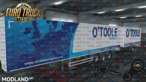 O'Toole Transport Ownership Trailer Skin, 2 photo