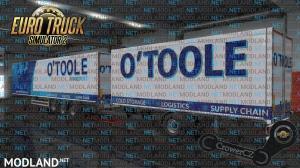 O'Toole Transport Ownership Trailer Skin, 1 photo