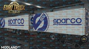 Sparco Ownership Trailer Skin, 1 photo
