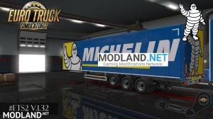 Michelin Ownership Trailer Skin, 3 photo