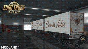 SCANIA VABIS GOLD OWNERSHIP TRAILER SKIN 1.35, 1 photo