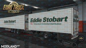 Eddie Stobart Ownership Trailer - White, 2 photo