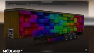 Multicolor trailers 4k res