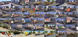 Trailers and Cargo Pack by Jazzycat v5.9, 1 photo