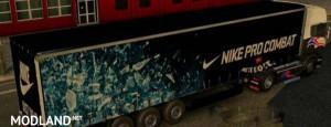 Nike Pro Trailer, 1 photo