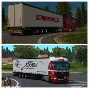 Ownable Trailer Schwarzmuller SPA 3E Fixed version v 3.1, 1 photo