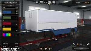 Pack trailers Odaz and GKB ownable v1.0, 2 photo
