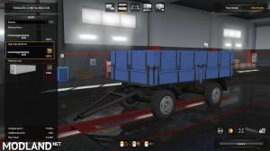 Pack trailers Odaz and GKB ownable v1.0, 4 photo
