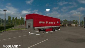 Rimi Trailer And Cistern, 1 photo