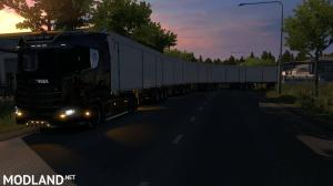 Road Train with default Trailers, 1 photo