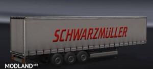 Schwarzmuller Trailer, 1 photo