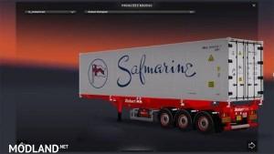 Stobart Container Trailer, 1 photo