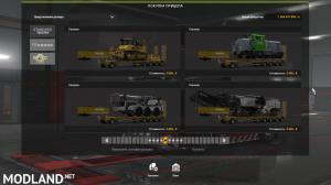 Heavy Cargo DLC Trailers Owned, 4 photo