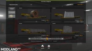 Heavy Cargo DLC Trailers Owned, 3 photo