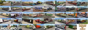 Trailers and Cargo Pack by Jazzycat v 7.8 - External Download image