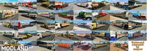 Trailers and Cargo Pack by Jazzycat v7.2, 1 photo
