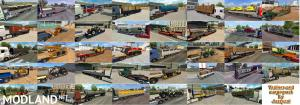 Trailers and Cargo Pack by Jazzycat v7.4, 1 photo