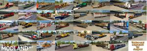 Trailers and Cargo Pack by Jazzycat v 7.8, 3 photo