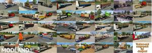 Trailers and Cargo Pack by Jazzycat v 7.8, 5 photo