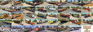 Trailers and Cargo Pack by Jazzycat v7.4, 6 photo