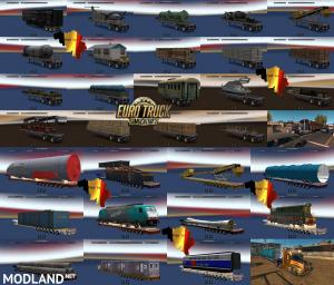 Trailer Pack Overweight V1.28, 1 photo