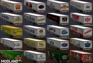 trailers of world beer brands, 2 photo