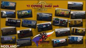 TZ Express Trailers Pack + Ownable Pack 1.36, 1 photo