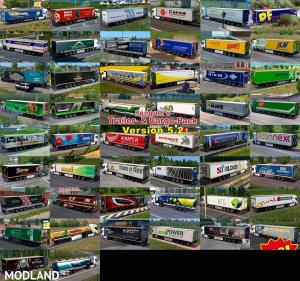 Penguins Trailer and CargoPack 5.4 1.35 , 2 photo