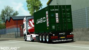 Container Trailer by Rhino3D, 1 photo