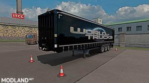World of Trucks Krone PROFI LINER Owned Trailer, 4 photo