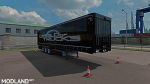 World of Trucks Krone PROFI LINER Owned Trailer, 1 photo