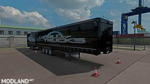 World of Trucks Krone PROFI LINER Owned Trailer, 2 photo