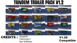 Tandem Trailer Pack v1.2, 6 photo