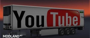 YouTube Trailer Skin