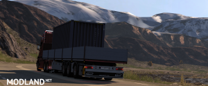 Lunna's Flatbed Addon For Tandem and Ekeri by Kast 1.33, 1.34, 4 photo