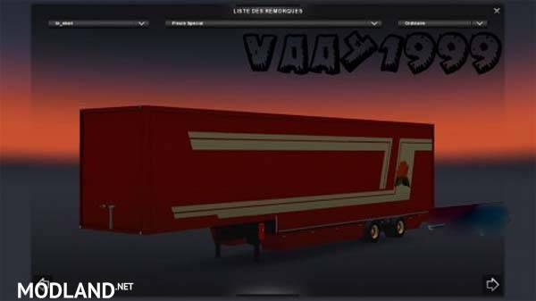 Net Direct Trucks >> Trailer Ekeri FLEURS V D EIJKEL Standalone mod for ETS 2