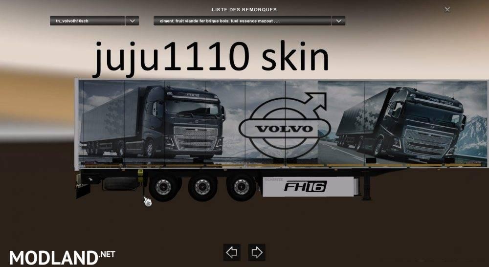 Euro Truck Simulator 2 mods, ETS 2 mods - modland.net