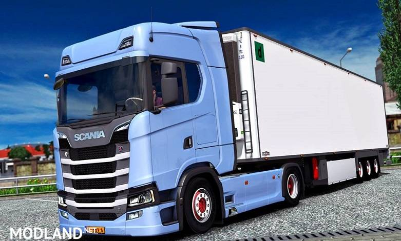 new next generation scania mod for ets 2. Black Bedroom Furniture Sets. Home Design Ideas