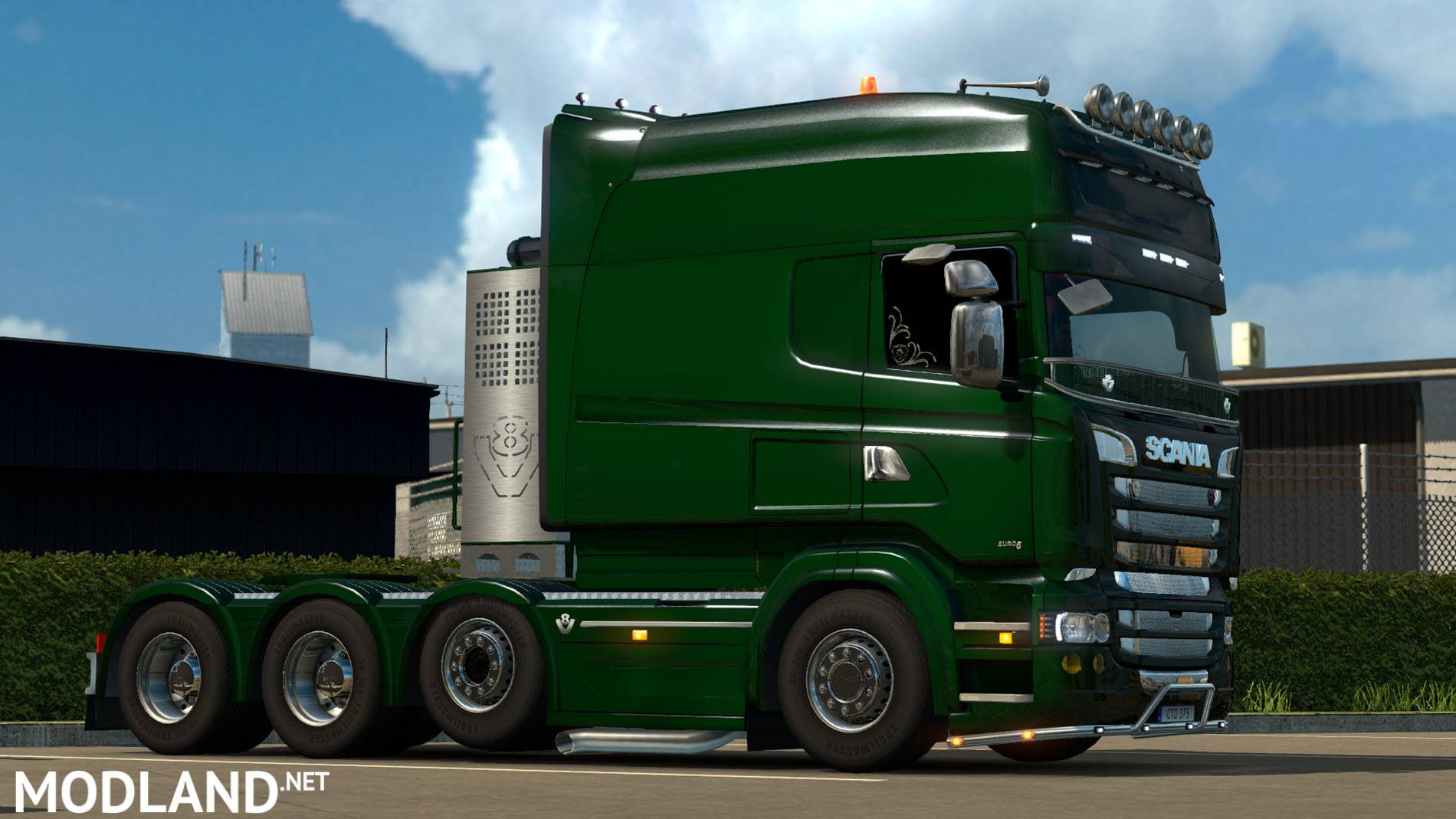 Rjl scania r streamline modifications v 1 5 1 1