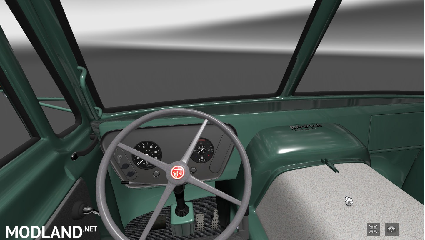 Fiat fnm 210 mod for ets 2 for Mercedes benz c600 price