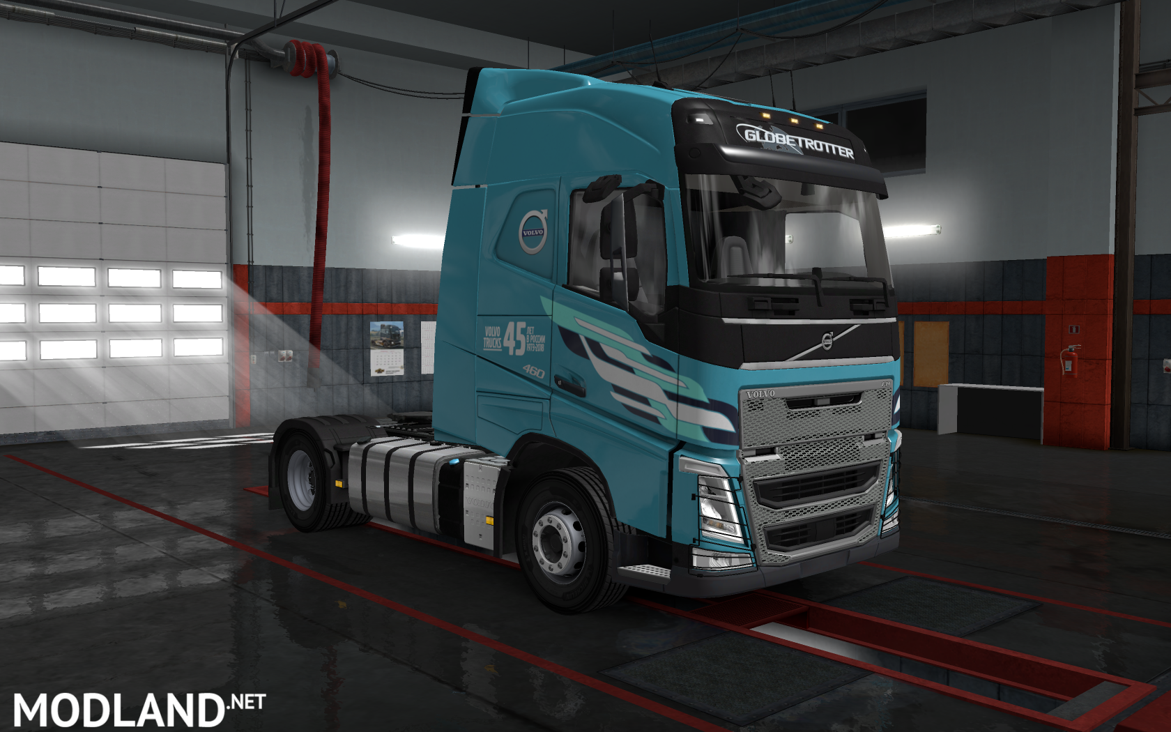 Volvo Fhfh16 2012 Reworked V31 131 Mod For Ets 2 Vn Wiring Harness