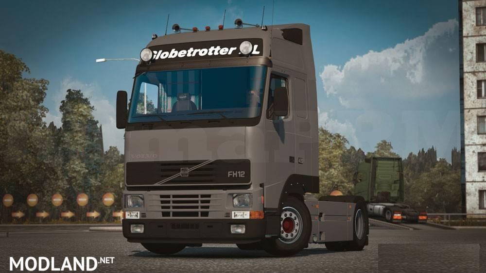 Volvo FH 12/16 I Generation v 1.3 for 1.25 mod for ETS 2