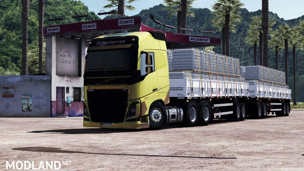volvo fh gold edition super torque mod for ets 2. Black Bedroom Furniture Sets. Home Design Ideas