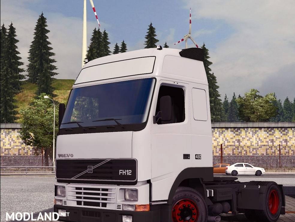 Volvo FH I v 1.24 mod for ETS 2