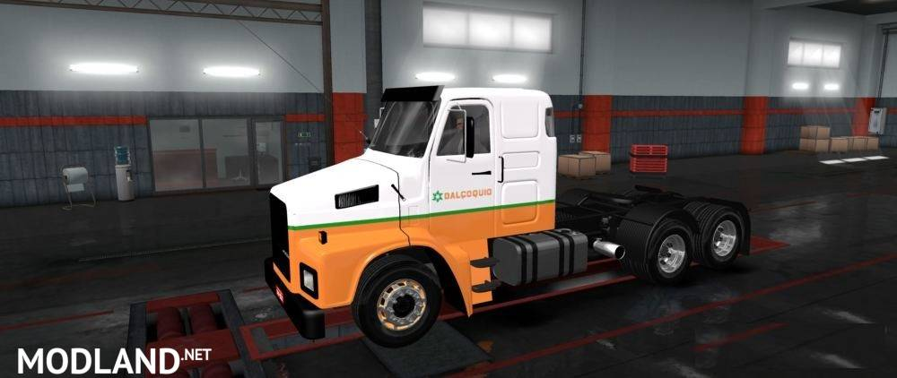 Volvo Skins Modlandnet on Game Trucks Volvo N10