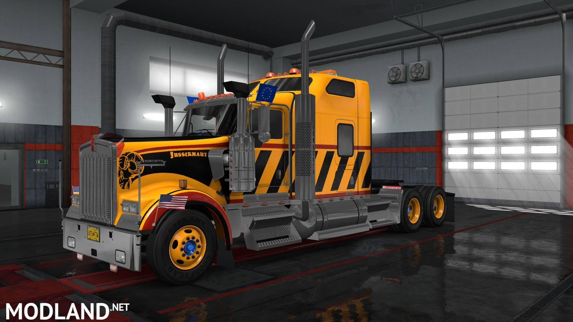 American Truck Pack - New Premium Edition (1 31, 1 32) mod