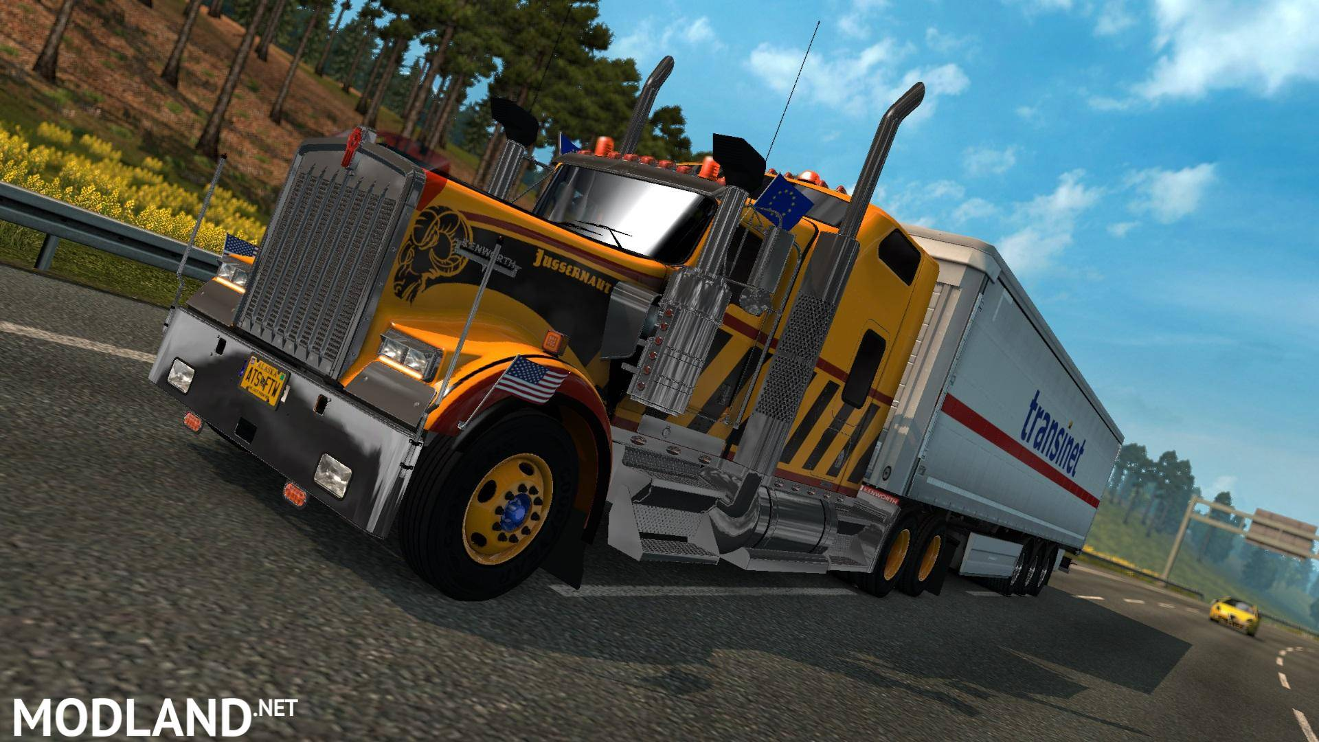 American Truck Pack - New Premium Edition (1 31, 1 32) mod for ETS 2