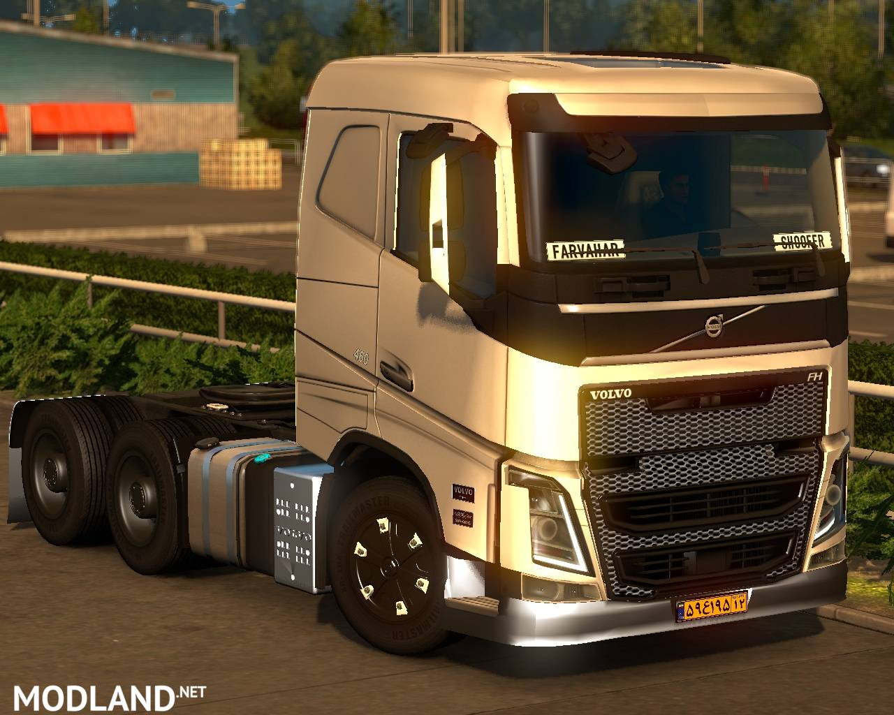 Volvo 6x4 Style Mod For Ets 2